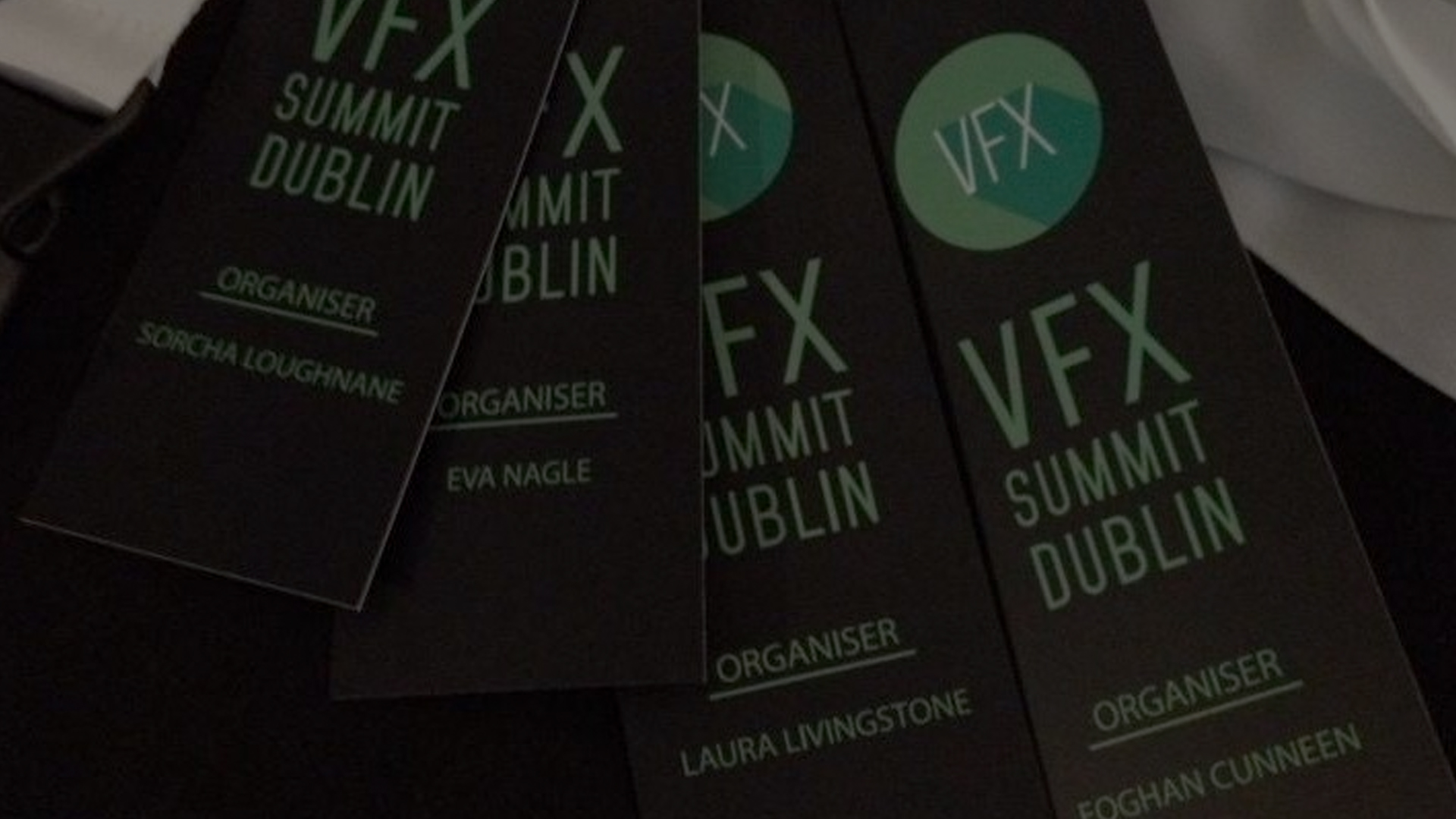 IRISH VFX + ANIMATION SUMMIT